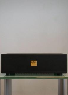 ALBS power amplifier 2x200 W. RMS