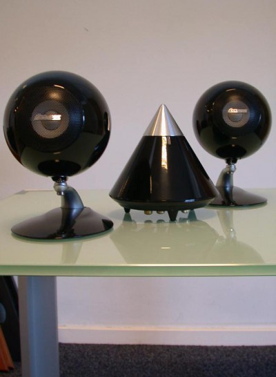 Eclipse Td507 Set Twinstatic Audio